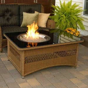 Outdoor Fireplaces'