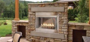 Outdoor Fireplces