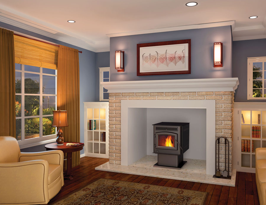 Pellet Wood Stoves